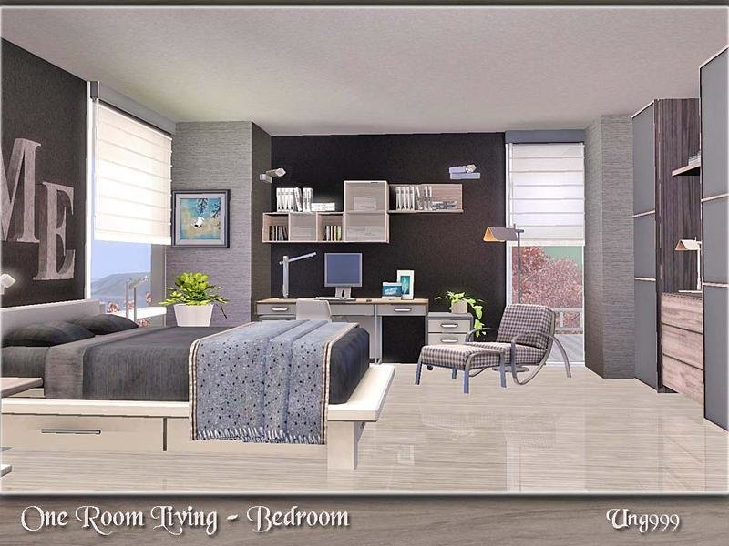 Best Ung999 S One Room Living Bedroom With Pictures