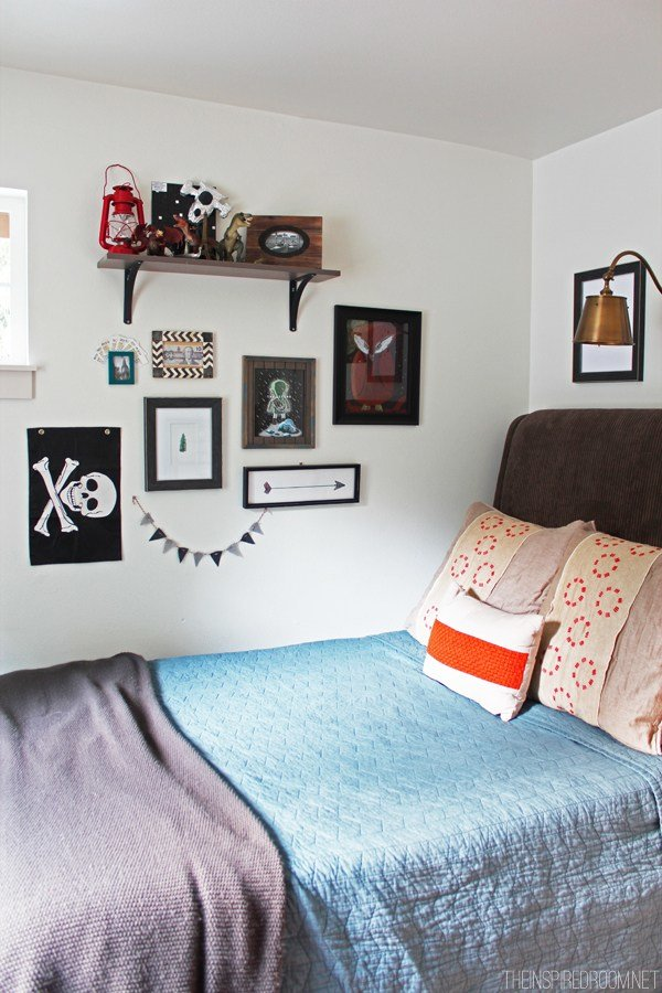 Best T**N Boy S Small Bedroom An Update The Inspired Room With Pictures
