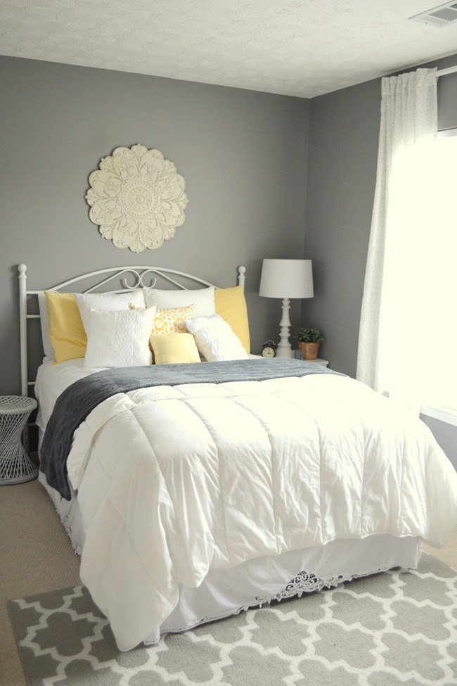 Best Guest Bedroom At Our First Home With Pictures