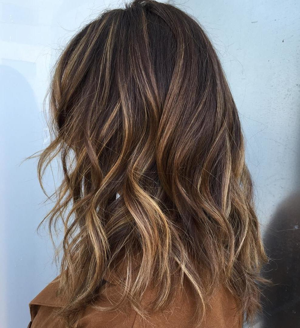 Free 70 Balayage Hair Color Ideas With Blonde Brown Caramel Wallpaper
