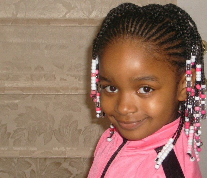 Free African American Little Girls Hairstyles Wallpaper