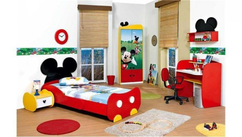 Best Funny Clubhouse Mickey Mouse Bedroom Ideas Atzine Com With Pictures