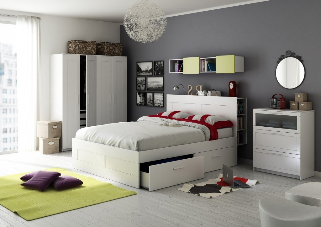 Best Get The Breezy Atmosphere With Ikea Bedroom Ideas Atzine Com With Pictures