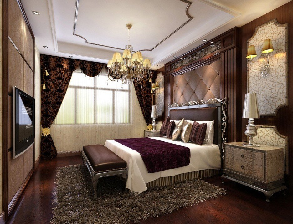 Best Bedroom Chandeliers For Stunning Classic Interior Atzine Com With Pictures