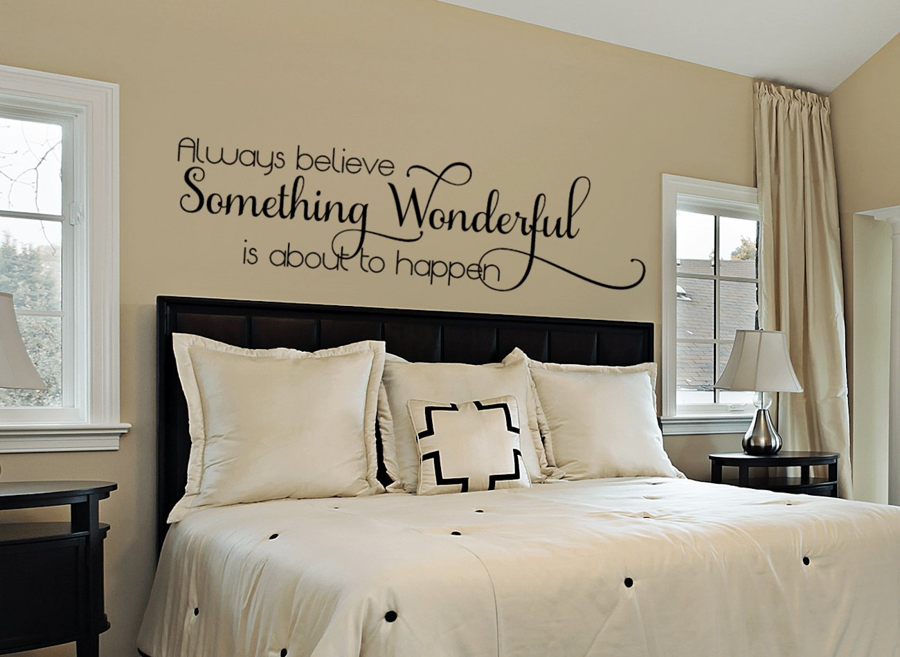Best Inspirational Wall Decal Bedroom Wall Decal Bedroom With Pictures