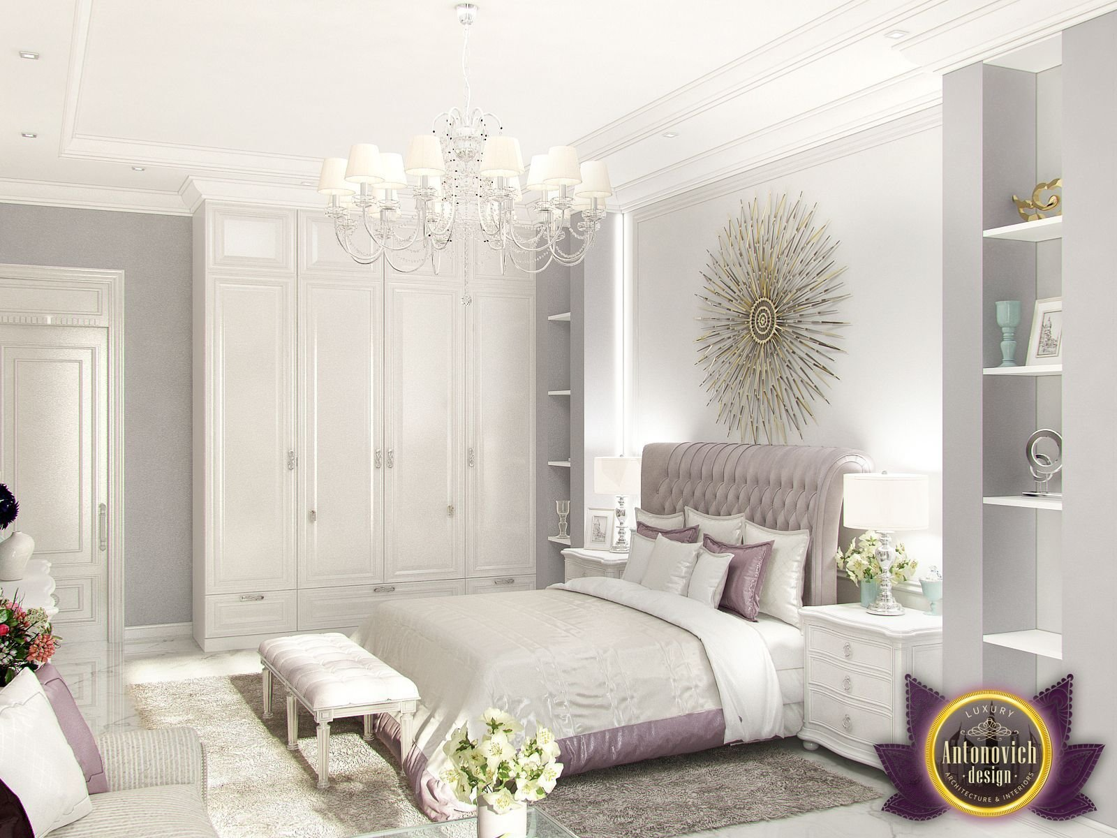 Best Modern Bedroom Designs By Katrina Antonovich Architizer With Pictures
