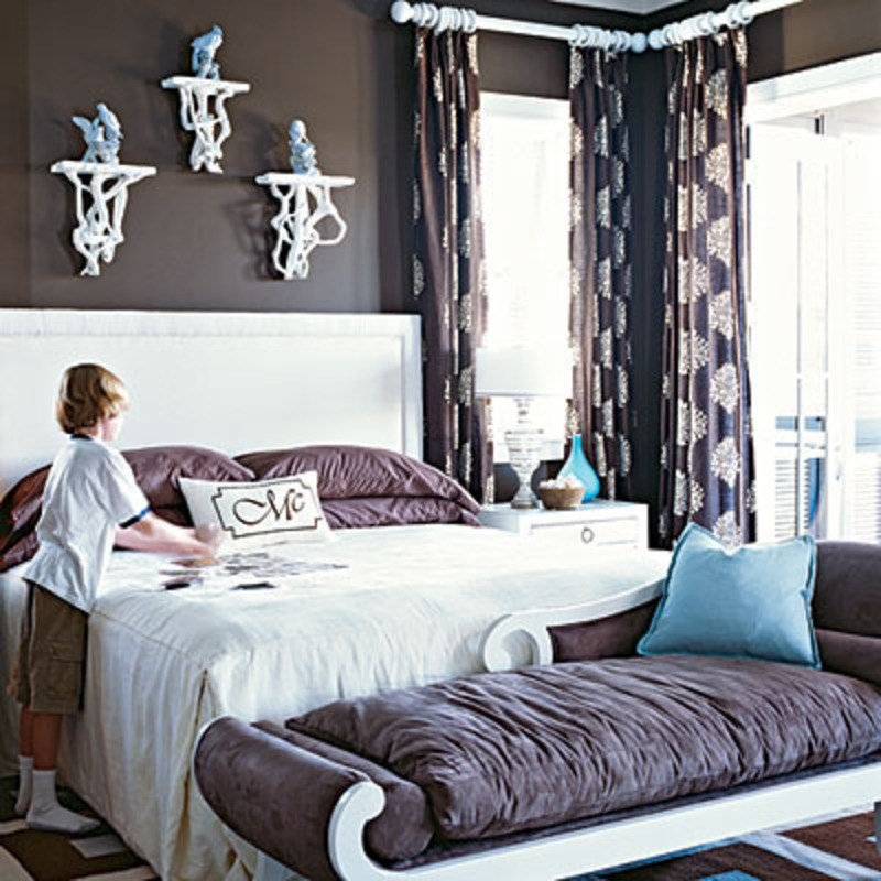 Best Master Bedroom Color Schemes Photos » Design Bookmark 8450 With Pictures