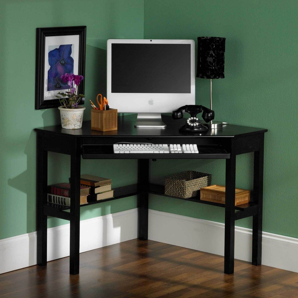Best Small Bedroom Computer Desk Ashley Furniture Home Office With Pictures