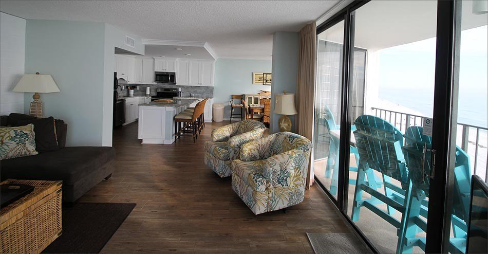 Best Edgewater Panama City Beach Condo Gulf Front 3 Bdrm Sleeps With Pictures