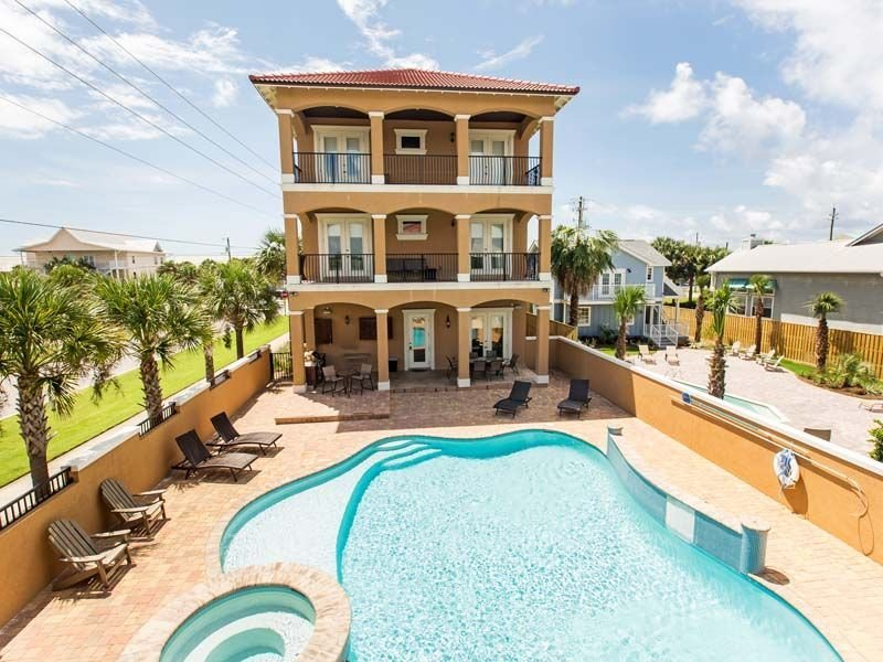 Best Luxurious Crystal Palace In Destin Private Vrbo With Pictures
