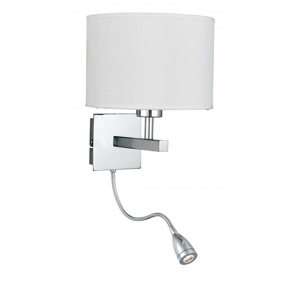 Best Hotel Style Bedroom Wall Light With Adjustable Led Reading With Pictures