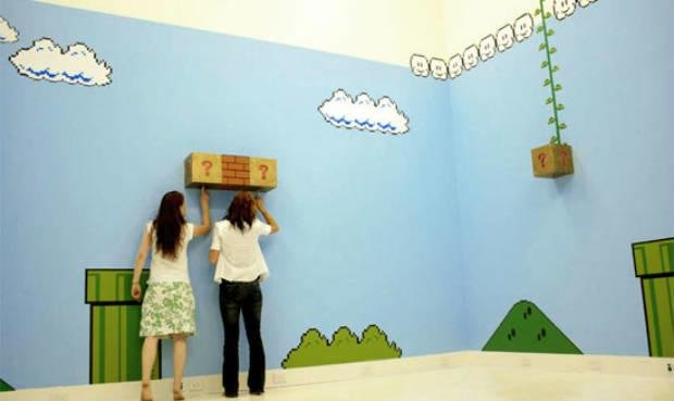 Best When Gamers Decorate 7 Awesome Video Game Rooms Mental Floss With Pictures