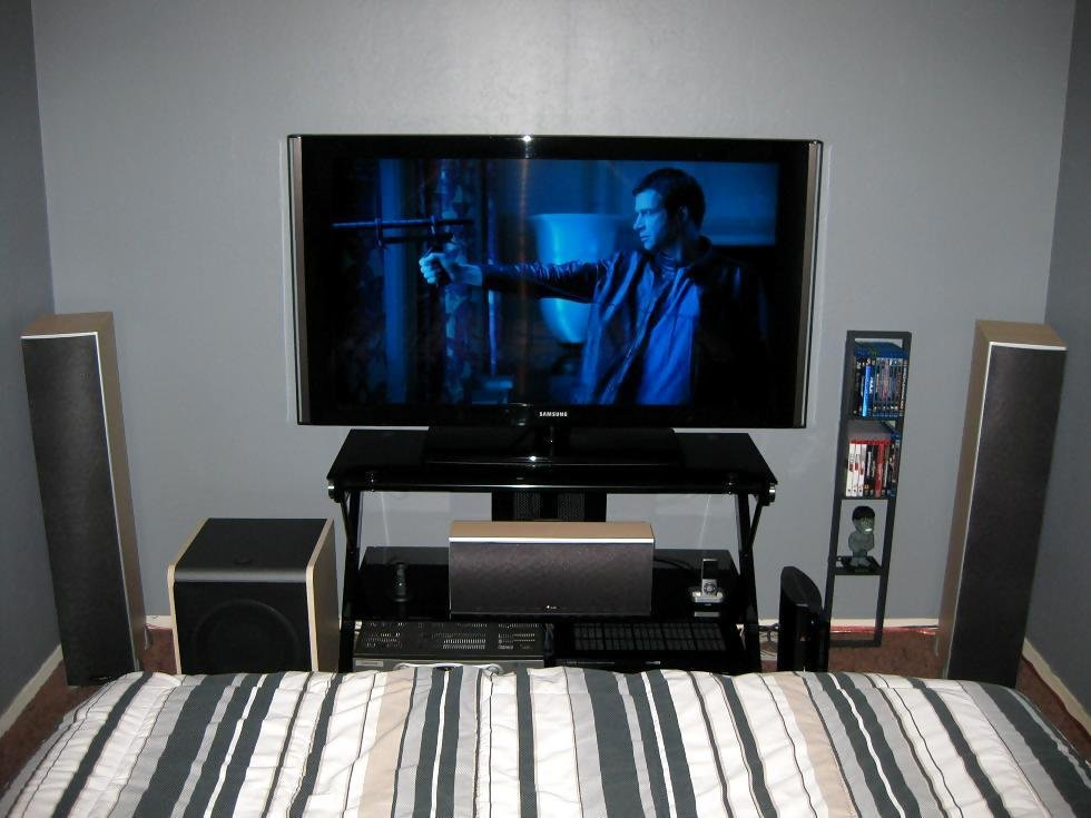 Best Frank White S Home Theater Gallery My Bedroom Theater 20 Photos With Pictures