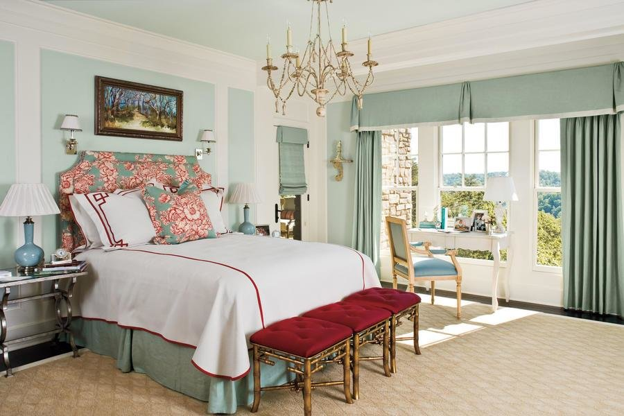 Best Cranberry Crisp Beautiful Blue Bedrooms Southern Living With Pictures