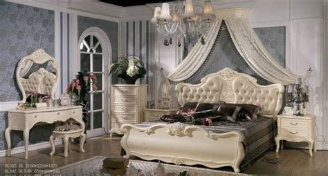 Best European Style High Quality Romantic Wooden Home Furniture With Pictures