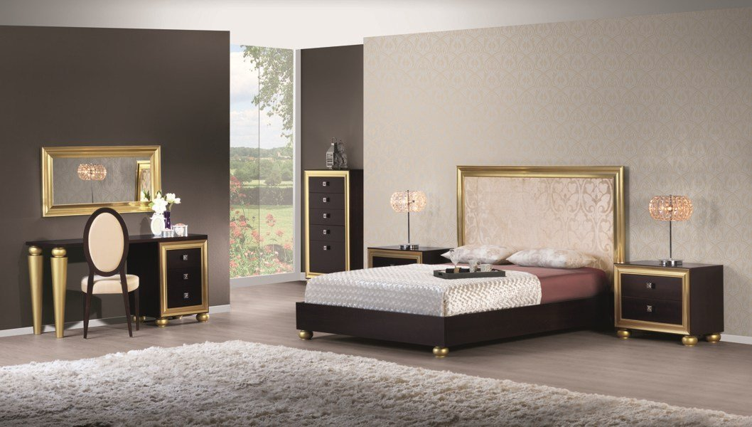 Best Diamond Bedroom Set By Moverel With Pictures