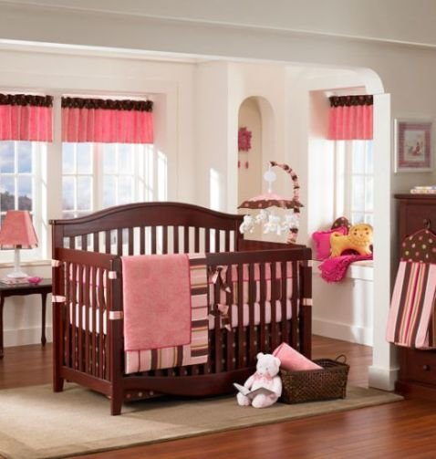 Best Pink And Brown Nursery And Bedroom Decorating Ideas With Pictures