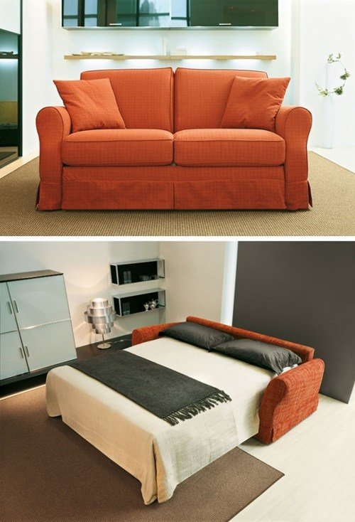 Best Comfortable Bedroom Sofa Beds Interior Design With Pictures