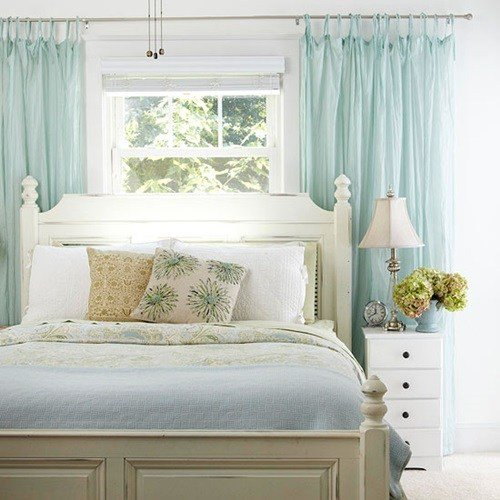 Best Cottage Bedroom Curtain Ideas Interior Design With Pictures