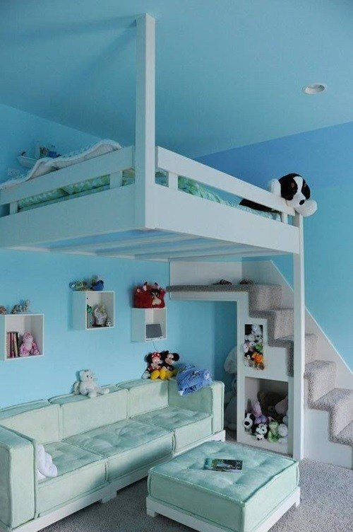 Best Creative Space Saving Ideas For Small Kids Bedrooms Interior Design With Pictures