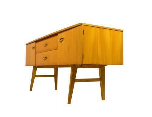Best Vintage Blonde Furniture Ebay With Pictures