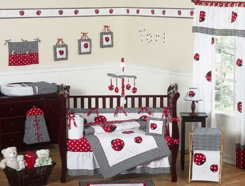 Best Ladybug Bedding Ebay With Pictures