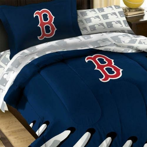 Best Boston Red Sox Bedding Ebay With Pictures
