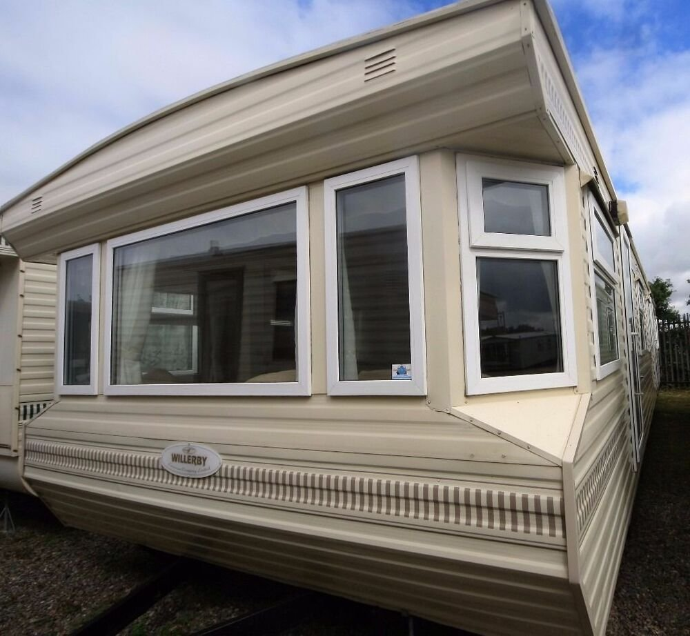 Best 2 Bedroom Static Caravan For Sale Double Glazed And With Pictures