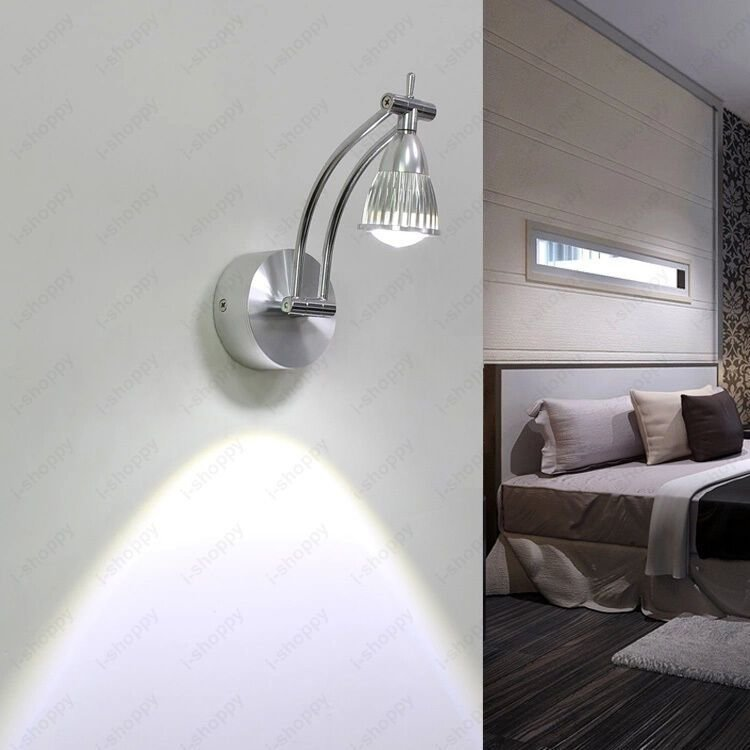 Best 3W Dimmable N Led Wall Sconces Picture Light Fixture With Pictures