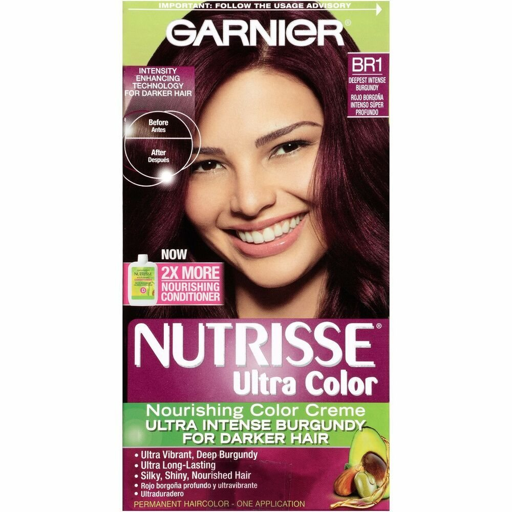 Free Garnier Nutrisse Ultra Color Nourishing Color Creme Wallpaper