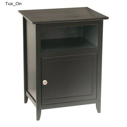 Best Night Stand Small End Table Bedroom Living Room Furniture With Pictures