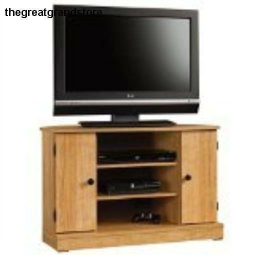 Best Corner Tv Stand 47 Inches Table Drawer Bedroom Media With Pictures