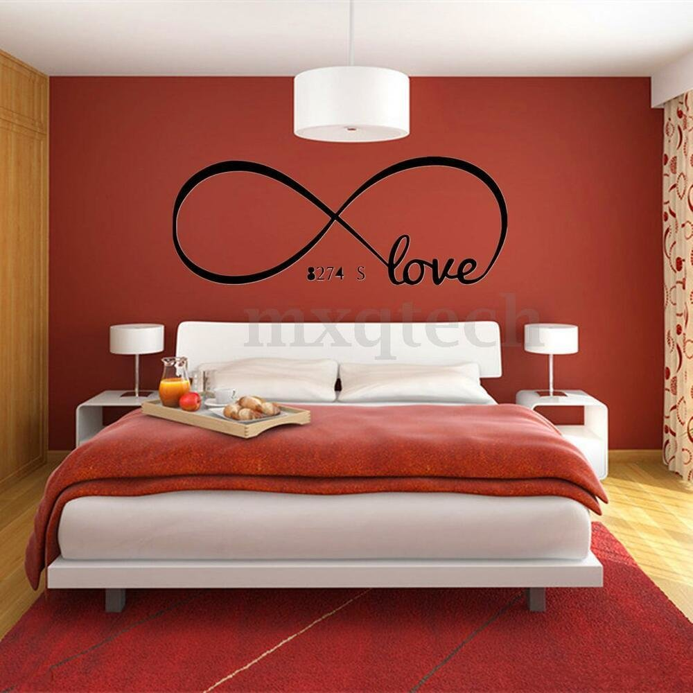 Best Cool Love Removable Wall Stickers Art Vinyl Quote Decal Mural Home Bedroom Decor Ebay With Pictures