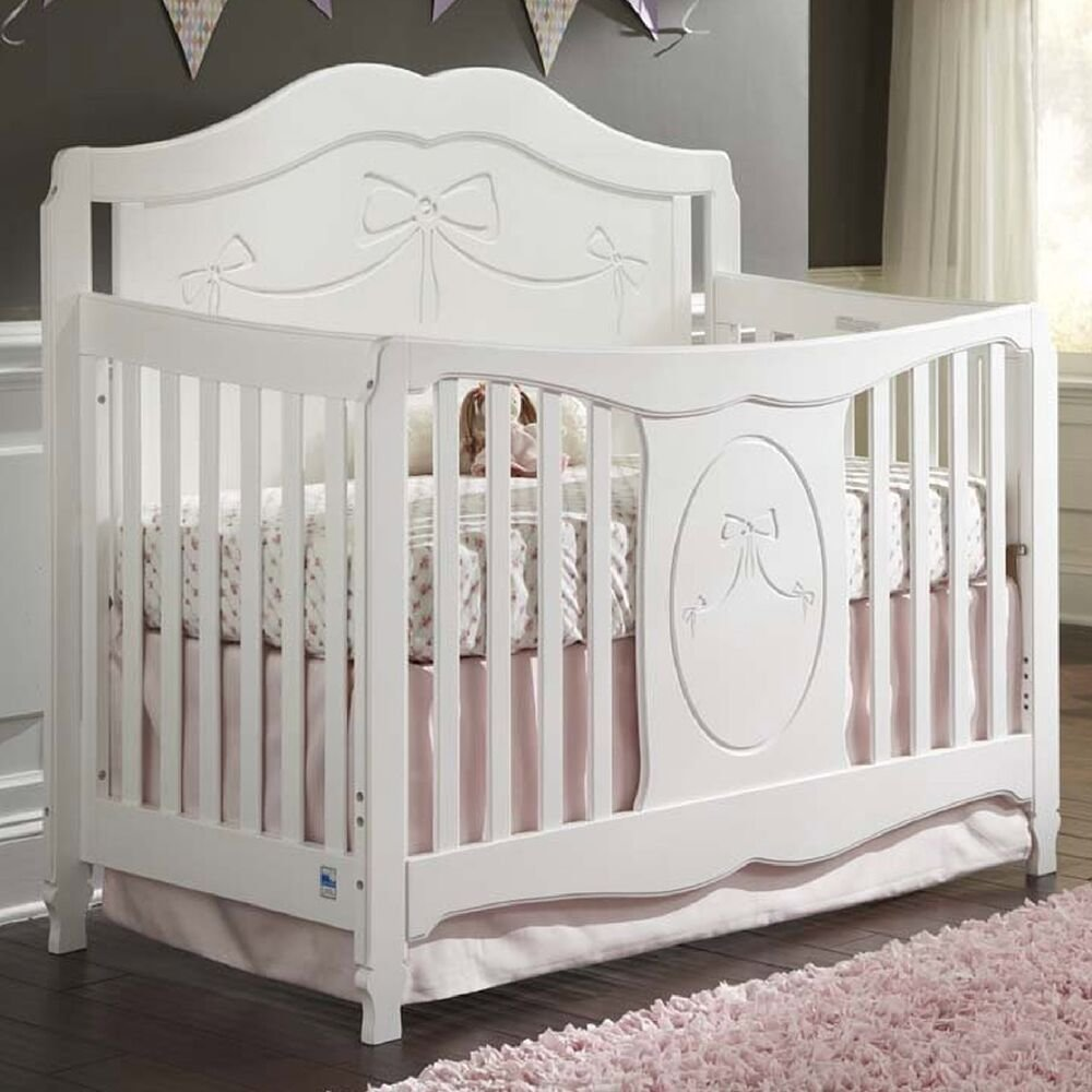Best Convertible Baby Crib Bedding Set Nursery Toddler With Pictures