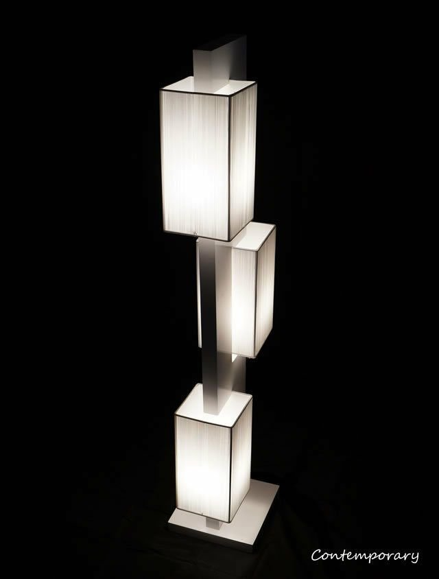 Best White Modern Contemporary Floor Lamp Zk002L Lighting For With Pictures