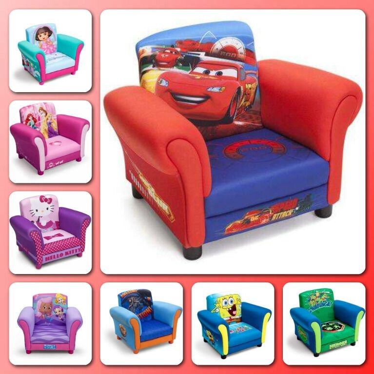 Best Upholstered Chair Toddler Armchair Children Furniture With Pictures