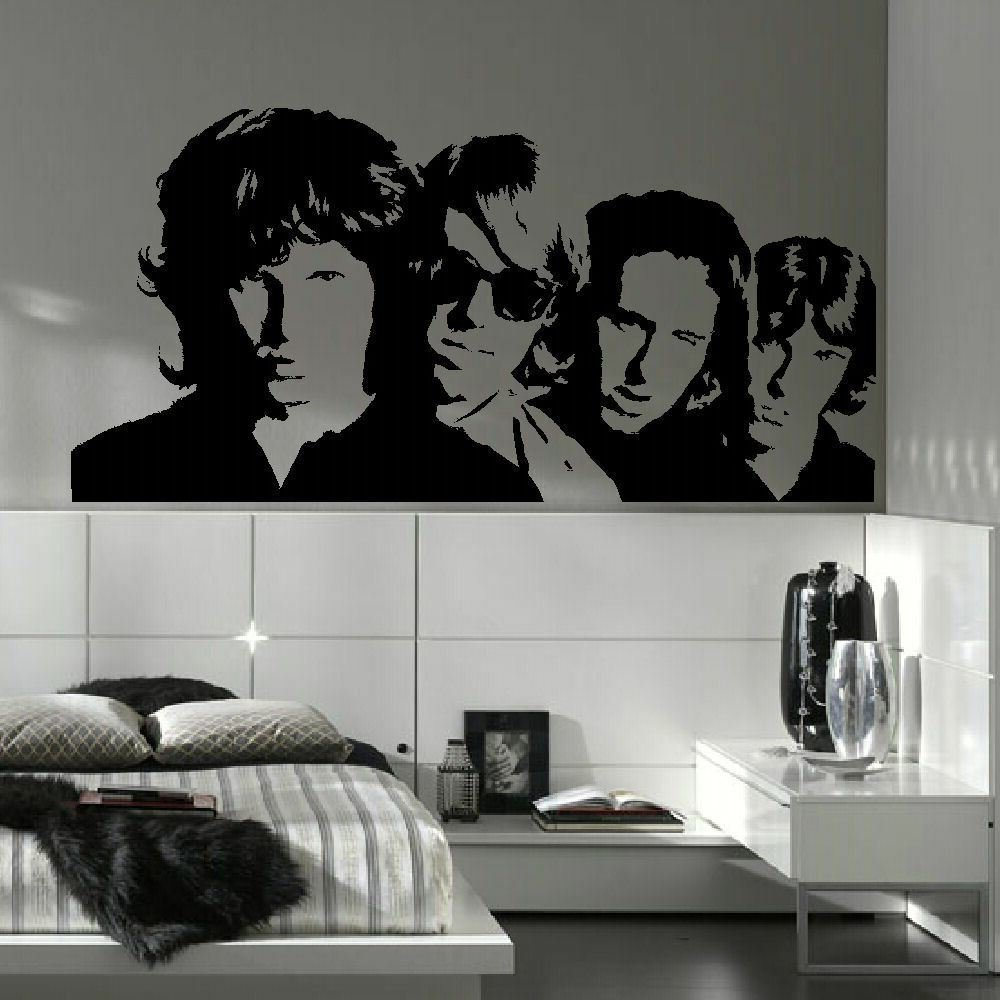 Best The Doors Large Kitchen Bedroom Wall Mural Giant Art With Pictures