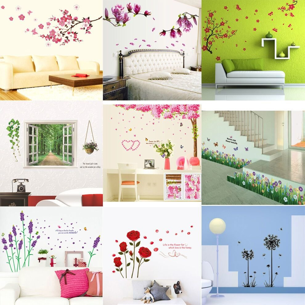 Best Vinyl Home Room Decor Art Quote Wall Decal Stickers With Pictures