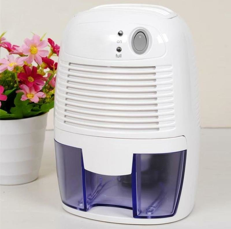 Best 500Ml Mini Electric Small Air Dehumidifier Bedroom Drying With Pictures