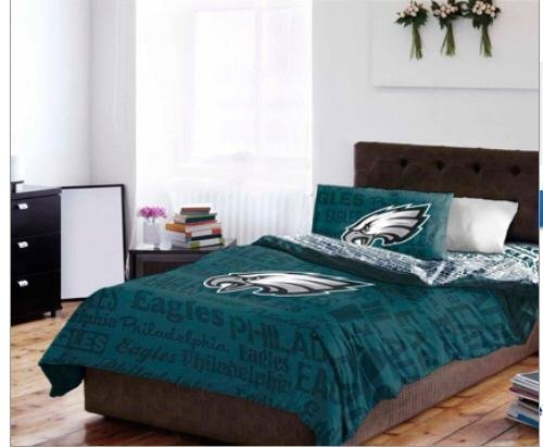 Best Philadelphia Eagles Full Double Comforter Sheets 5 With Pictures