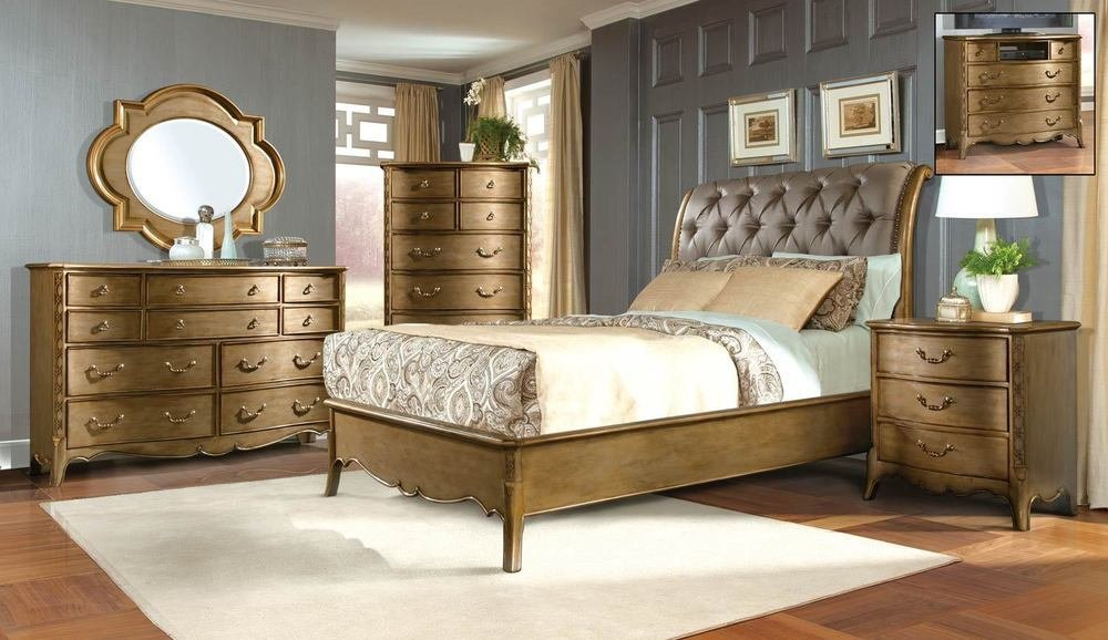 Best Chambord French Elegance Bedroom Set 5 Piece On Sale Ebay With Pictures