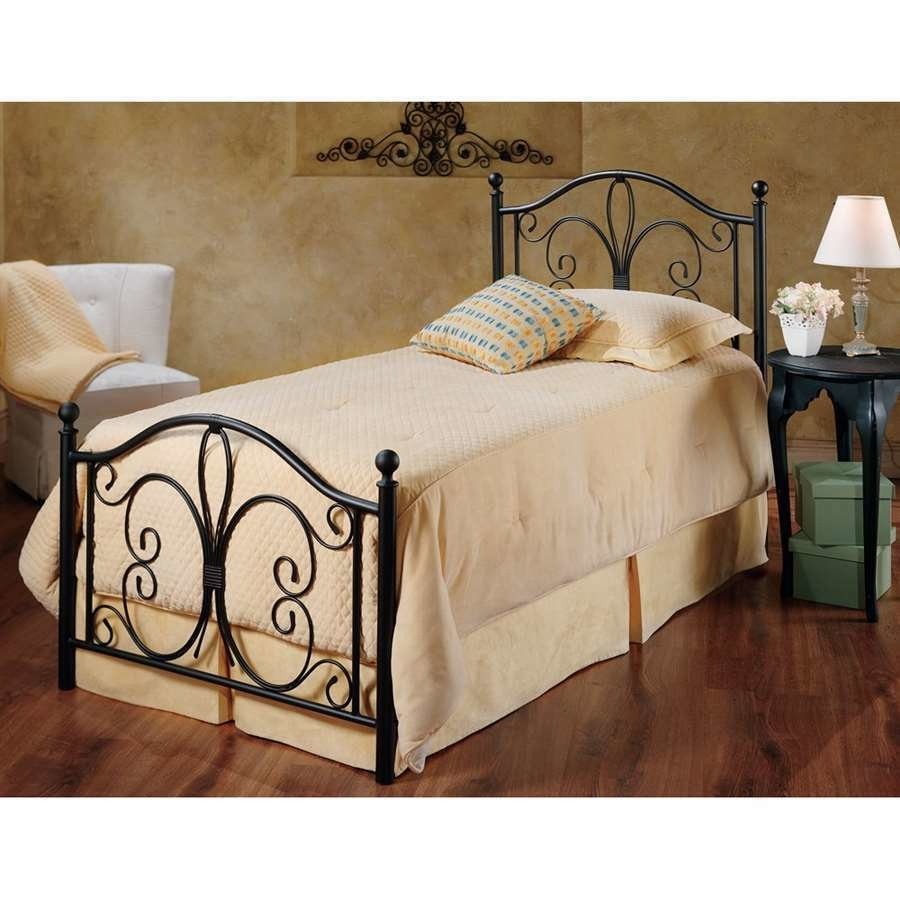 Best Hillsdale Furniture Milwaukee Bed Set Twin W Rails In With Pictures