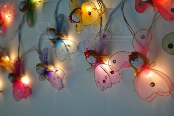 Best Angel Fancy String Party Fairy Kid Bedroom Home Children With Pictures