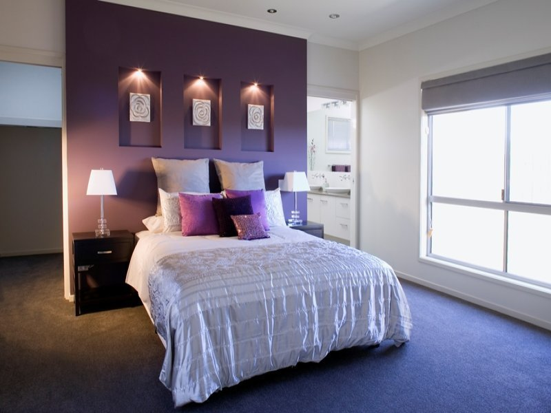 Best Purple Bedroom Design Idea From A Real Australian Home With Pictures