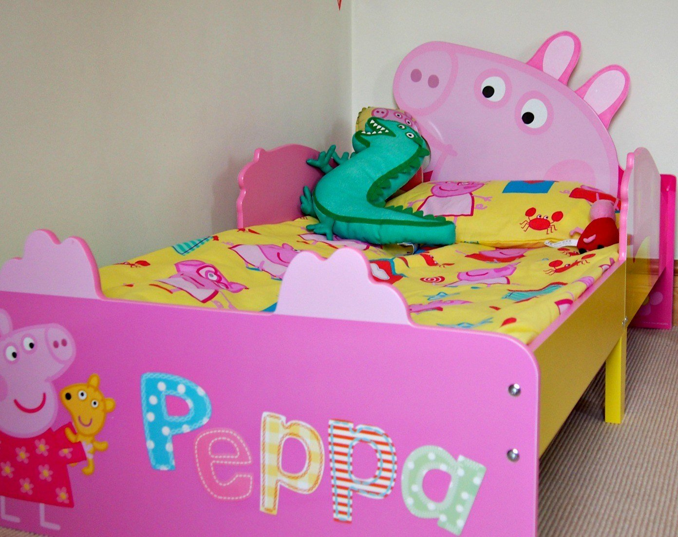 Best A Peppa Pig Themed Bedroom · My Model Mummy With Pictures