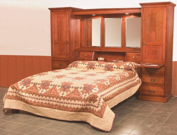 Best Popular Decoration Wall Unit Bedroom Sets With With Pictures