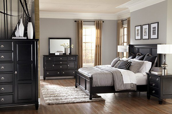 Best Greensburg Cottage Style 3 Piece Master Bedroom Set With Pictures