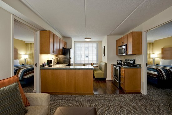 Best 2 Bedroom Suite Picture Of Hyatt House Fort Lauderdale With Pictures
