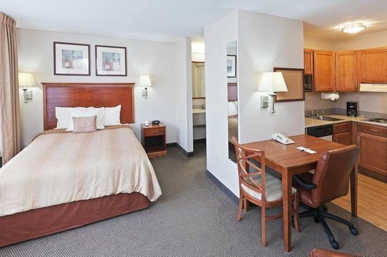 Best Two Bedroom Suite Picture Of Candlewood Suites Dallas Market Center Dallas Tripadvisor With Pictures