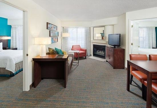 Best Two Bedroom Suite Picture Of Residence Inn Chicago O Hare Rosemont Tripadvisor With Pictures